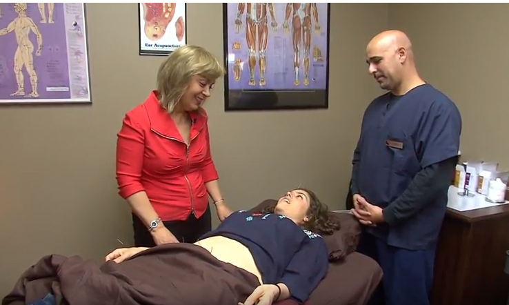 VIDEO: Fertility Acupuncture on News 12