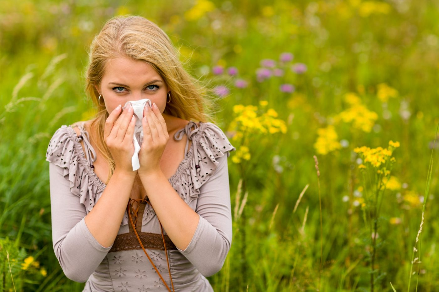 5 Ways to Prevent Seasonal Allergies